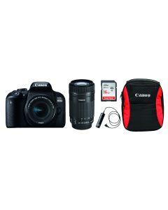 Canon EOS 800D Double Lens Bundle