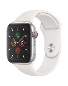 Apple Watch Series 5 GPS Cellular 44mm Silver Al Case