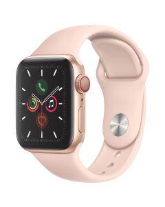 Apple Watch Series 5 GPS Cellular 40mm Gold Al Case