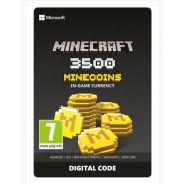 XBOX Minecraft 3500 Coins DOWNLOAD NOW