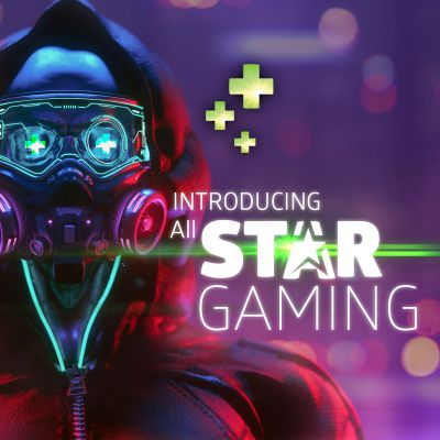 Incredible Connection Launches All Star Gaming!